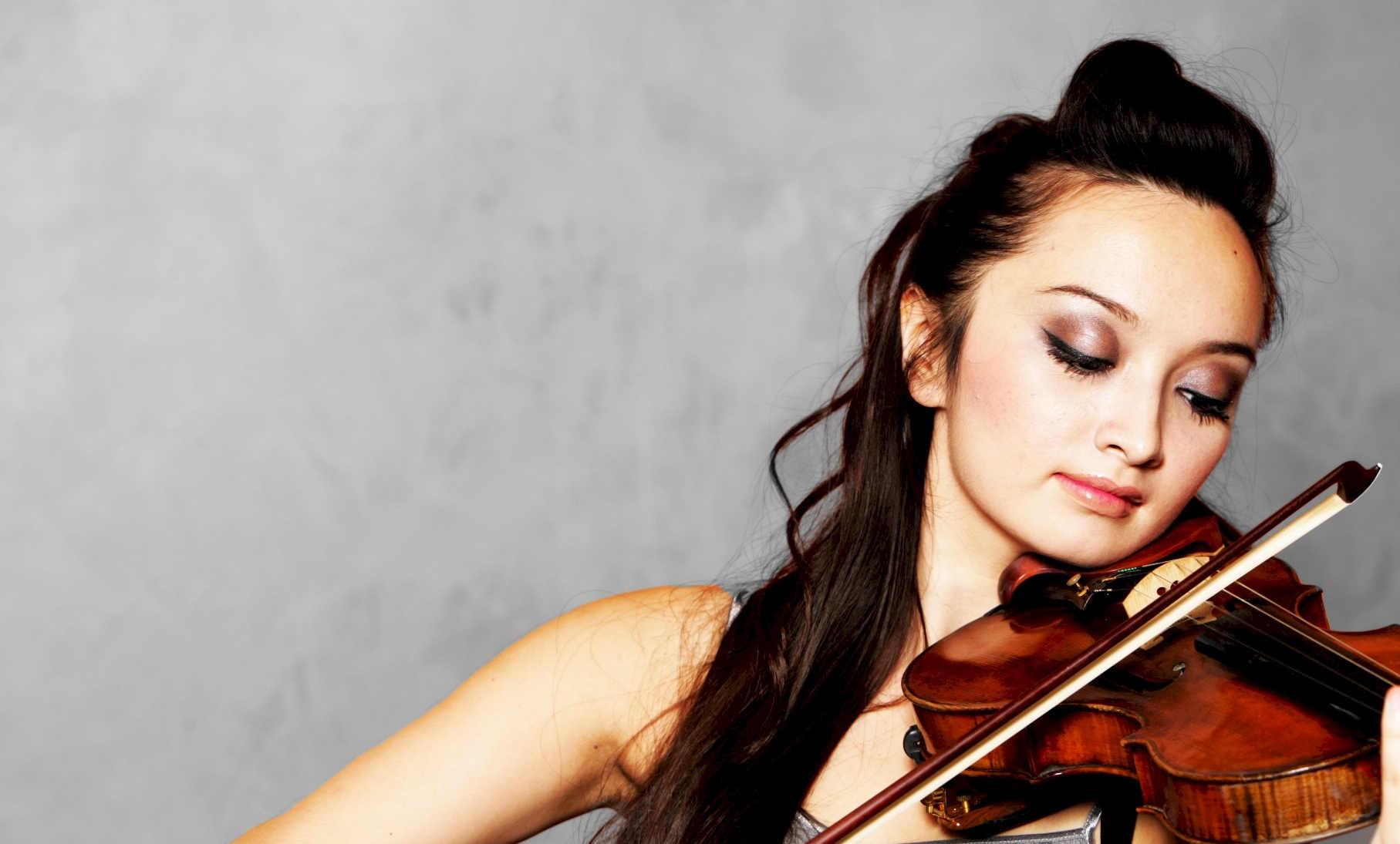 Geigenspielerin vom Beruf zur Berufung Talente ausleben
