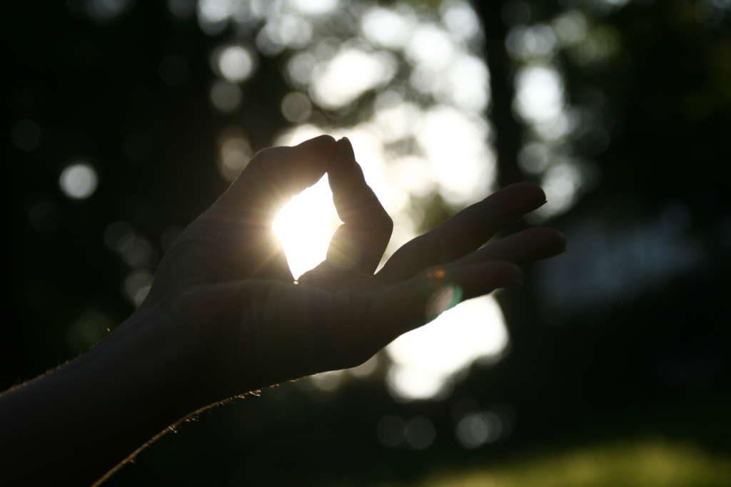 Achtsamkeit als Grundlage für innere Ruhe