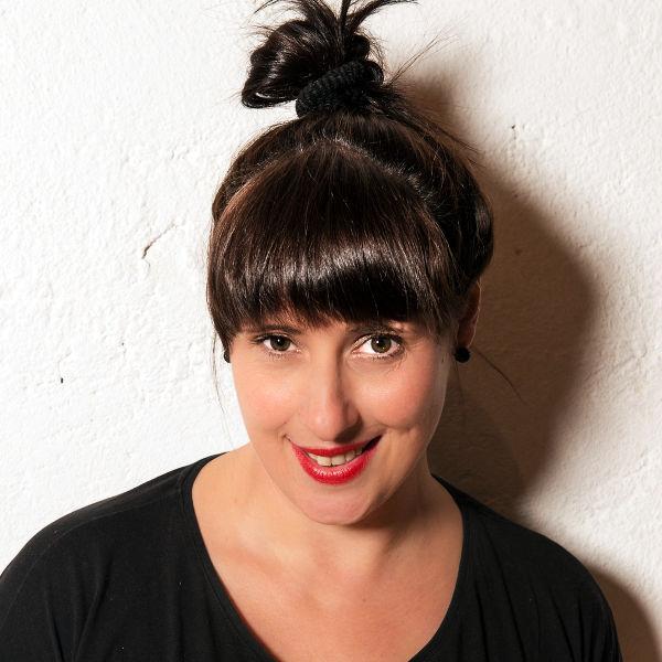 Alexandra Ehmer, Raumdesignerin, Portrait