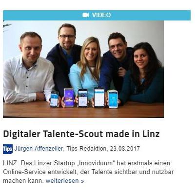 Vorschaubild Tips, Talente Scout