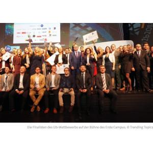 Siegerfoto i2b Award 2018